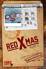 Red Xmas #1 - FRIED Comics